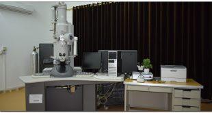 مختبر المجهر الالكتروني