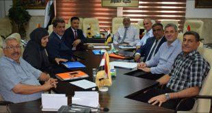 جامعة الكوفة تستضيف اجتماع لجنة الخبراء الوزارية في علوم الحياة