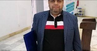 تدريسي في كلية العلوم يشارك في المؤتمر جامعة الاسكندرية مصر.