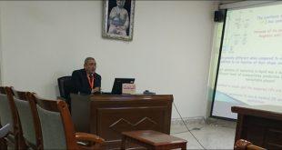 تدريسين في كلية العلوم يشارك في المؤتمر جامعة صلاح الدين – أربيل