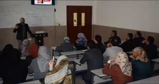 The faculty of Science holds a workshop on simple technology and the risks of dual use of some chemicals